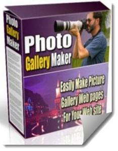 โหลดฟรีโปรแกรมสไลด์โชว์-Photo-Gallery-Maker-3.1-234x300